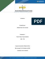 ANALISIS DEL PROBMELA ETICO ORGANIZACIONAL