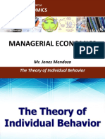 ManagerialEcon_lecture01 - part 7 Theory of Consumer Behavior