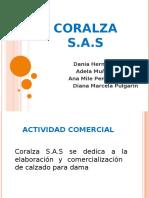 Coralza diapositivas
