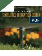 Simplified Irrigation Design, 2nd Edition (Landscape Architecture).pdf