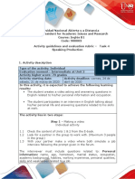 Activities guide and evaluation rubric - Unit 2 - Task 4 - Speaking Production.pdf