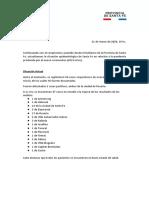 Santa Fe - Coronavirus 21-03-2020 10HS