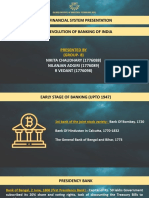 history of indian banking G-8