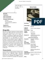 Victor Horta - Wikipedia, la enciclopedia libre