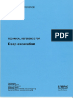 TR 26 2010 (ICS 93.020)-Technical Reference for Deep Excavation