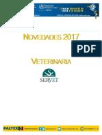 Novedades veterinaria 2017