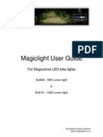 Magic Light User Guide