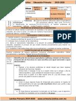 Marzo - 3er Grado Matemáticas (2019-2020).docx