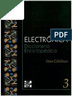 Electronica Diccionario Enciclopedico Tomo 3