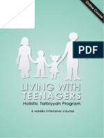 living with teenagers Session 1