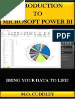 INTRODUCTION TO MICROSOFT POWER BI