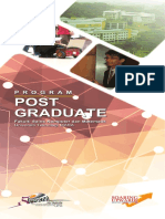 Postgraduate Guide for Faculty of Mathematics and Computer Sciences