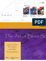 The Art of Blues Solos _ Performing Arts _ Musical Compositions.pdf