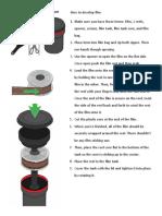 film develop procedures