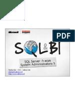 SQL Complete Notes