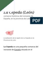 La Cepeda (León)