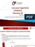 Proc. Ing. - Semana 16 (Unidad 4) ISO - ADC