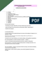 Cours n°2 - Stratégie de marque et plan de communication