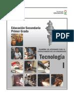 Cuaderno de Actividades de Tecnología I Pag. 36 a La 45