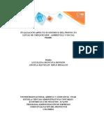 evaluacion de proyectos fase 2