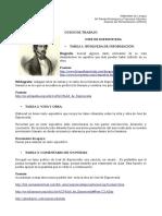 GUION DE TRABAJO JOSÉ DE ESPRONCEDA