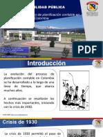 EXPOSICIÓN EVOLUCIÓN PROCESO PLANIFICACIÓN CONTA