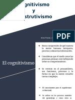 Construtivismo  y  Cognitivismo