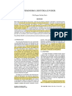 Feminismo, Historia e Poder - Celi Regina J. Pinto