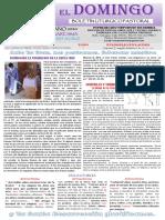 DOMINGO DE LA VENERACIÓN DE LA SANTA CRUZ - 3 DE CUARESMA 2020