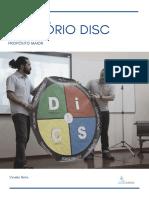 DISC - Mentor Influente e Estável - Propósito MAIOR