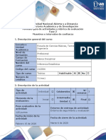 15 feb Guía de actividades y rúbrica de evaluación – Fase 2 – Muestreo e intervalos de confianza.pdf