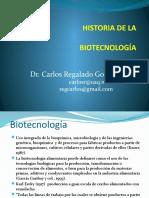 Historia Biotec y definiciones