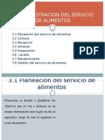 TEMA 3 _ADMON SERVICIO D ALIMENTOS