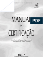 Manual de Certificacao SHT