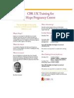 UK Training Flyer 2020