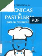 TECNICAS DE PASTELERIA- Guía Práctica.pdf