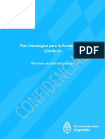 Plan Estrategico MSAL Covid19