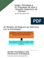 Estrategia e Innovación Propuesta de Valor y Mapa de Empatía (Segmento de clientes) .pptx