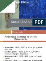 SUMERSKA UMETNOST J.M