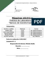 TP 4 Bancos de Transformadores