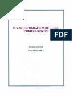 Niemeyer 1980 Hoyas Hidrograficas de Chile