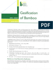 Gasification of Bamboo26