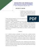 DECRETO 040 2020 - Complementa as Medidas CP