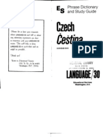 Checo - Czech Language 30