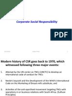 CSR presntation 1