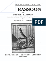 bassoon and double bassoon - langwill -.pdf
