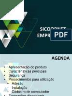 Apresentação Sicoobnet Empresarial