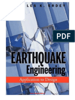 Charles K. Erdey - Earthquake Engineering, Application to Design - 2007
