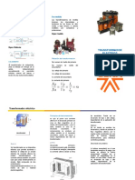 folleto transformador