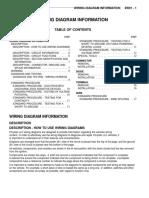 Dodge wiring diagram information
